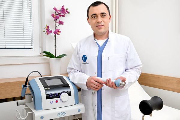 Лечение на проблеми с ерекцията и хроничен простатит