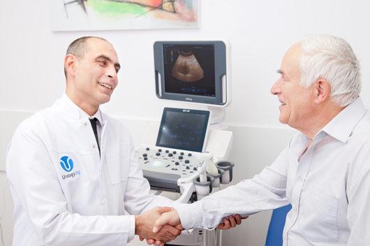 Преглед на простатата
